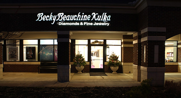 BECKY BEAUCHINE KULKA DIAMONDS & FINE JEWELRY, MICHIGAN