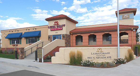 LUISA GRAFF JEWELERS, COLORADO