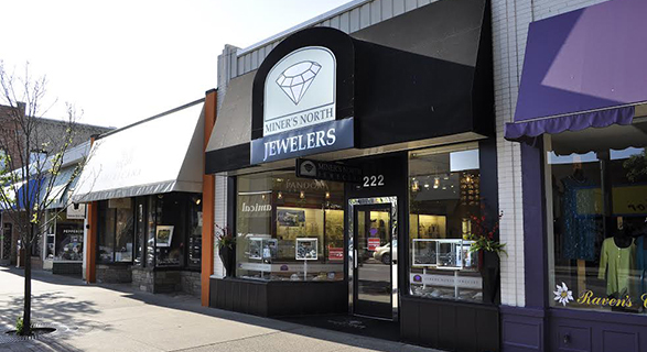 MINER'S NORTH JEWELERS, MICHIGAN