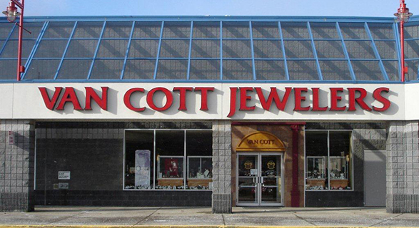 VAN COTT JEWELERS, NEW YORK