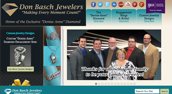 DON BASCH JEWELERS, OHIO