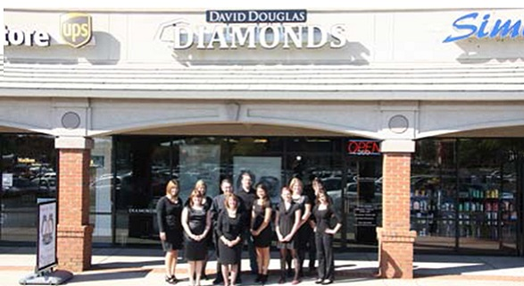 DAVID DOUGLAS DIAMONDS   , GEORGIA