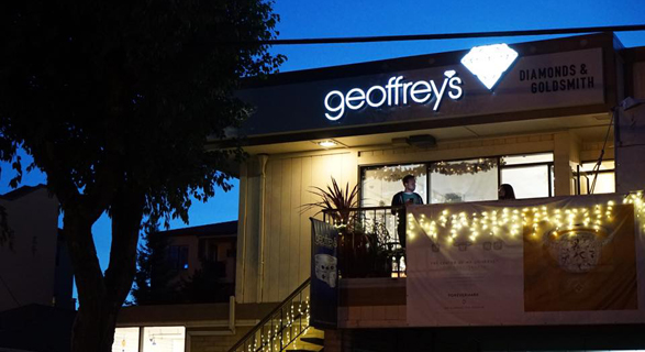 GEOFFREY'S DIAMONDS & GOLDSMITH, CALIFORNIA