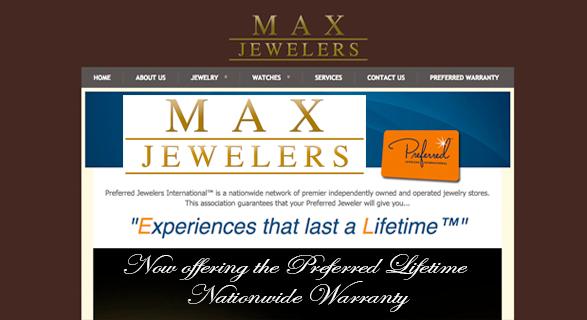 MAX JEWELERS, FLORIDA