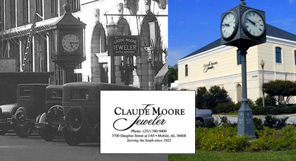 CLAUDE MOORE JEWELER, ALABAMA