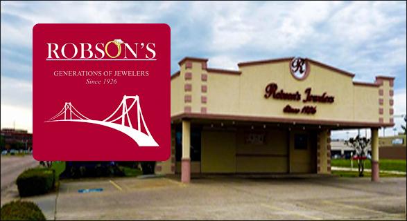 ROBSON'S JEWELERS, TEXAS