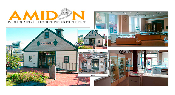 AMIDON JEWELERS, NEW HAMPSHIRE