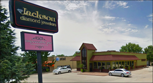 B. JACKSON DIAMOND JEWELERS, OKLAHOMA