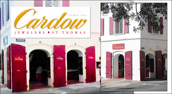 CARDOW JEWELERS, VIRGIN ISLANDS