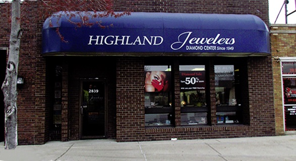 HIGHLAND JEWELERS, INDIANA