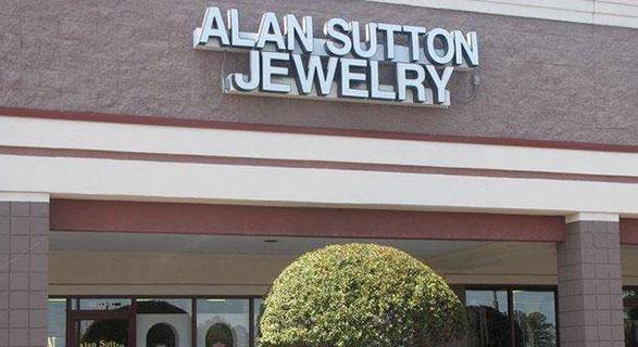 ALAN SUTTON JEWELRY, NORTH CAROLINA