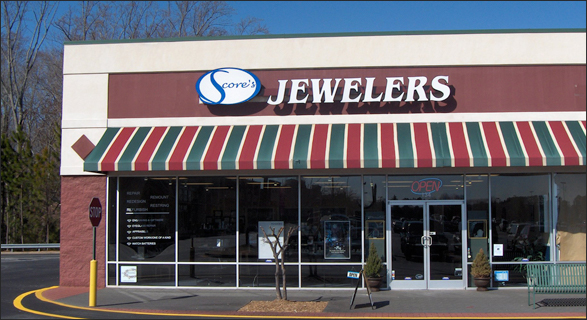 SCORE'S JEWELERS, SOUTH CAROLINA