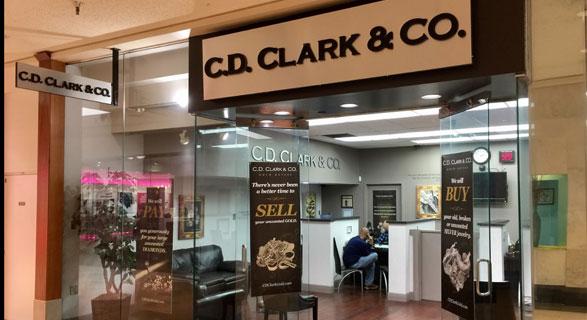 C. D. CLARK DIAMONDS and PRECIOUS METALS, TEXAS