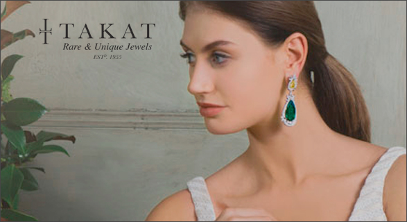 TAKAT RARE and UNIQUE JEWELS, NEW YORK