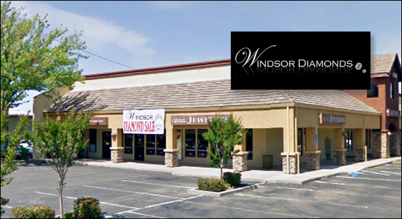 WINDSOR DIAMONDS , CALIFORNIA