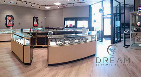 DREAM JEWELERS, WISCONSIN
