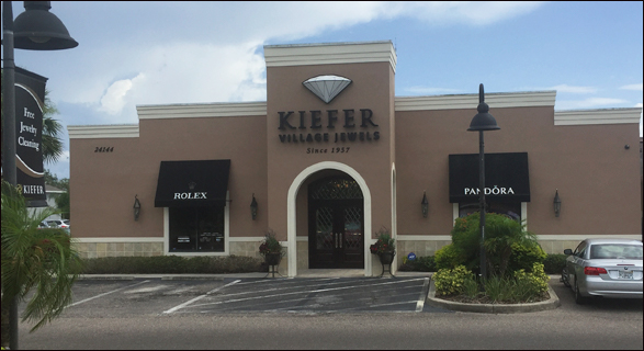 KIEFER JEWELERS, FLORIDA