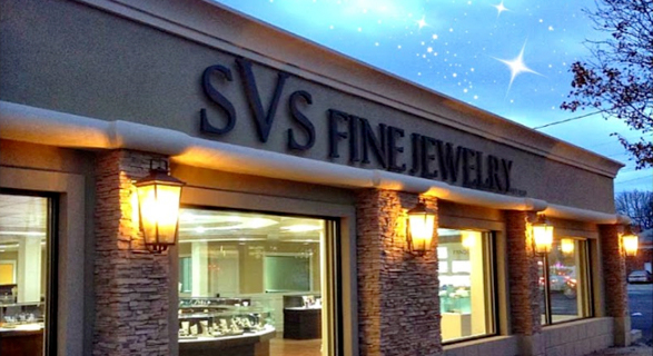 SVS FINE JEWELRY, NEW YORK