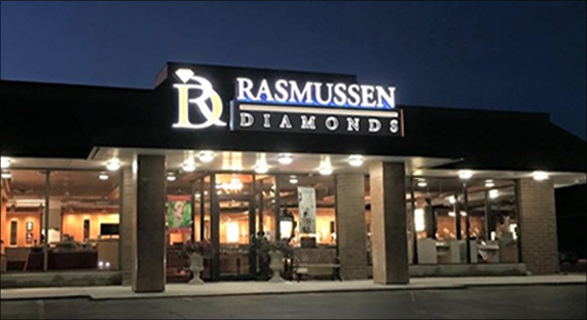 RASMUSSEN DIAMONDS, WISCONSIN