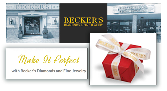 BECKER'S DIAMONDS AND FINE JEWELRY, CONNECTICUT