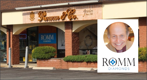 ROMM DIAMONDS, MASSACHUSETTS