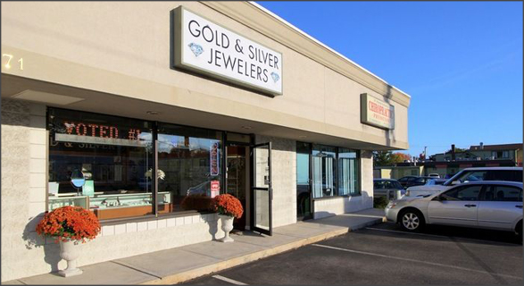 NEW ENGLAND GOLD & SILVER JEWELERS, RI